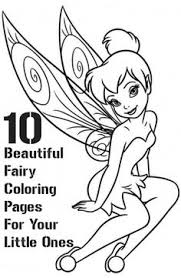 Small Picture Fairy Coloring Pages disney fairies colouring pages print and
