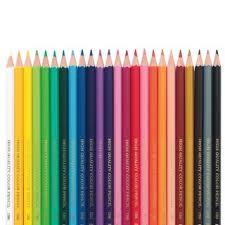 <b>Карандаши цветные Pentel Colour</b> Pencils 24 цвета, CB8-24 ...
