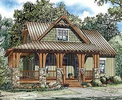 Mountain cabins  Cottage house plans and Floor plans on Pinterest