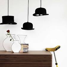 decor thoughts unique lighting for the home black hat unique lighting