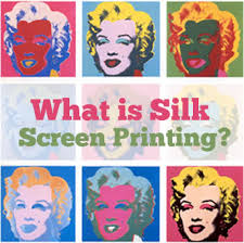 What Is <b>Silk Screen Printing</b>, Serigraphy & Silkscreening? How It ...