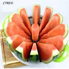 <b>CTREE</b> 1Pcs Home Multifunction Splitter Green Melon <b>Fruit</b> Knife ...