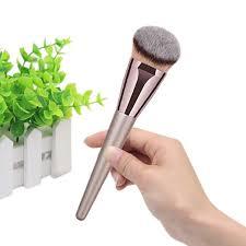 <b>1PC high quality</b> Brush Professional Fiber Hair Face Makeup ...