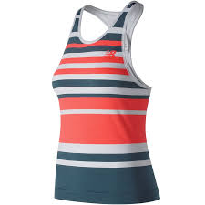 New Balance <b>Tournament Seamless</b> Women's Tennis <b>Tank</b> Petrol ...