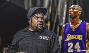 Lakers news: <b>Ice Cube</b> texted Kobe Bryant to see if he'd text back