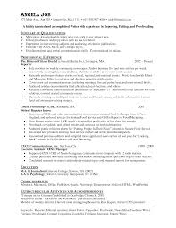resume examples example of cna resume nursing assistant effective reporter resume examples to help you eager world multimedia resume examples multimedia resume stunning multimedia