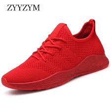 <b>ZYYZYM Men Sneakers</b> Big size EUR 39 46 Lace Up Men Casual ...