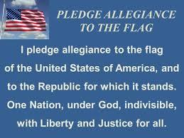 Pledge of Allegiance    I pledge Allegiance to the flag of the     SlidePlayer PLEDGE ALLEGIANCE TO THE FLAG I pledge allegiance to the flag of the United States of