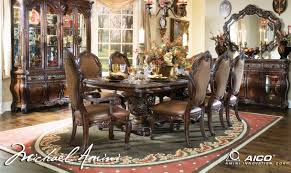 Faux Leather Dining Room Chairs Fold Espresso Round Dining Table Dining Room Inspiration Sweet