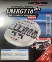 Обзор от покупателя на <b>Зарядное устройство Ansmann</b> Energy ...