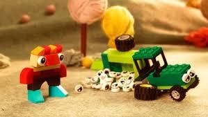 черпай вдохновение из окружающего тебя мира! - LEGO Classic ...