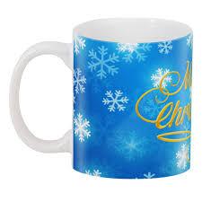 3D <b>кружка Printio Merry Christmas</b> #2958626 Керамика - купить в ...