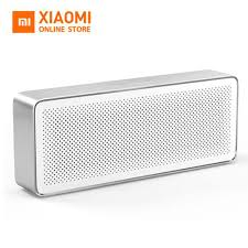 <b>Original Xiaomi Mi</b> Bluetooth Speaker Square Box Stereo Wireless ...