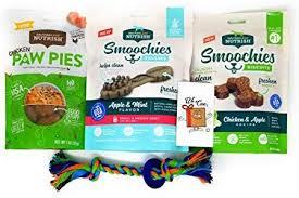 Rachael Ray Nutrish Medium Dental <b>Dog Treats 3 Flavor</b> Variety ...