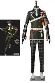 <b>Touken Ranbu Online Kotegiri</b> Gou Cosplay Costume Battle Suit ...