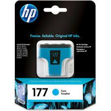 <b>Картридж</b> HP 177 (C8771HE), <b>голубой</b>, для струйного принтера ...