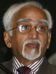 ஐக்கிய முற்போக்கு கூட்டணி  வேட்பாளராக மீண்டும் அன்சாரி போட்டி