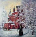 Вышивка монастырей