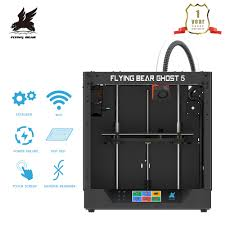 <b>Newest Design Flyingbear Ghost 5</b> full metal frame High Precision ...