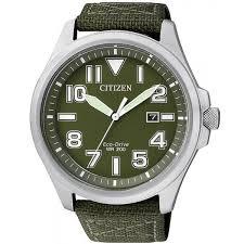 <b>Citizen Мужские Часы</b> Military Eco-Drive AW1410-32X - Crivelli ...