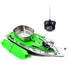<b>Flytec</b> 2011 - 3 Intelligent Wireless Electric RC Fishing Bait Boat ...