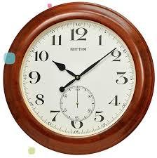 <b>Настенные часы Rhythm CMG293NR06</b> купить с доставкой в ...