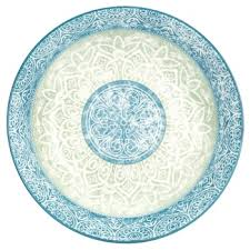 <b>Тарелка обеденная</b> Oriental <b>FIORETTA</b>, 25 см в METRO Cash and ...