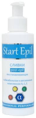 ARAVIA Professional <b>Сливки</b> Start Epil <b>восстанавливающие</b> с ...