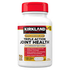 Kirkland Signature Triple Action <b>Joint Health</b>, 110 Coated Tablets