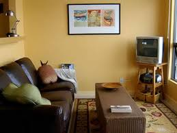 bedroom living room color schemes chic yellow living room