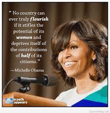 Michelle Obama Nutrition Quotes. QuotesGram via Relatably.com