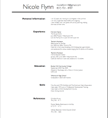 nanny resume samples com nanny resume samples and get inspiration to create a good resume 20