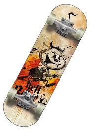 <b>Скейтборд</b> СК (Спортивная коллекция) <b>Hellboy Jr</b>
