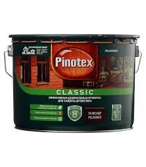 Купить <b>пропитка декоративная для защиты</b> древесины pinotex ...