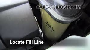 4 check level determine the coolant level 5 bmw z3 1996 photo 5
