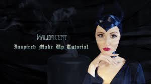 Maleficent Inspired Make Up Tutorial / Макияж вдохновлённый ...