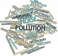 what is noise pollution bibliography on noise pollution discard studies