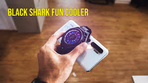 ProductNation.co - <b>Black Shark Cooling</b> Case 2 | Fun Cooler ...