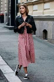 Corduroy zip jacket and tie detail polka dot blouse | <b>12storeez</b> ...