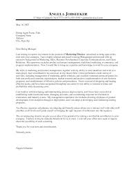 Free Property Manager Cover Letter free cover letter templates       free cover