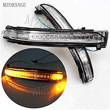 <b>MZORANGE Rear view Mirror</b> Turn Signal <b>Lamp</b> For X-Trail 2014 ...