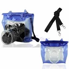 1Pc <b>Waterproof DSLR SLR</b> Camera Underwater Housing Case ...