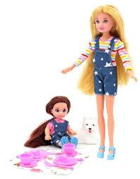 <b>Кукла Funky Toys</b> Мила 23 см с <b>куклой</b> Вики 12 см... — купить по ...