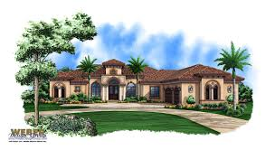 Mediterranean Style House Home Floor Plans   Find a Mediterranean    Mediterranean House Plan   Provence Floor Plan