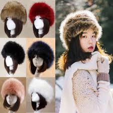 top 8 most popular women <b>autumn winter warm</b> fur hats near me ...