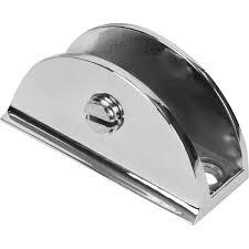 Держатель <b>стеклянных полок</b> Amig Модель 31, 50 мм, сталь ...