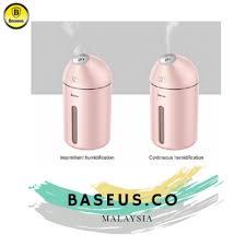 320ml portable ultrasonic ionizer <b>baseus cute mini humidifier</b>