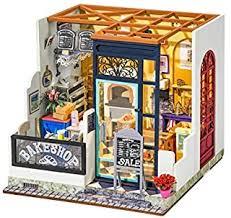 DIY Miniature Dollhouse Kit - Amazon.com