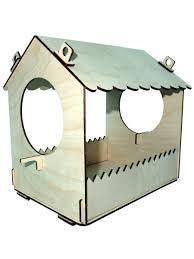"Конструктор деревянный ""Кормушка для птиц малая"" <b>Древо</b> Игр ..."