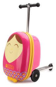 <b>Самокат</b>-<b>чемодан Betty ZINC</b> разноцветного цвета — купить за ...